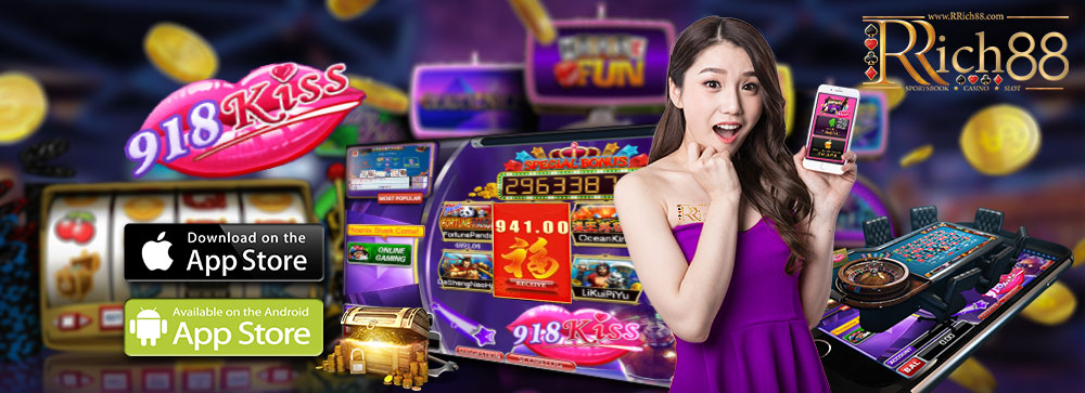 RRich88-Download 918Kiss & Wukong Game in Singapore | M8Bet